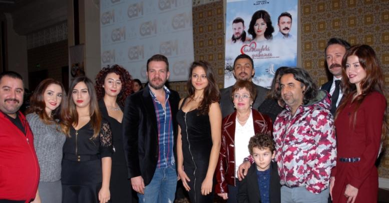 'Kalbimdeki Yabancı' dizisi Serik'te tanıtıldı