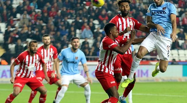 Antalyaspor'da büyük değişim