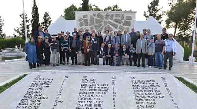 Gazilerden 45 yıl sonra Kıbrıs'a yeni çıkartma