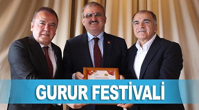 GURUR FESTİVALİ