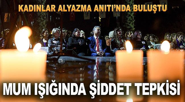 MUM IŞIĞINDA ŞİDDET TEPKİSİ