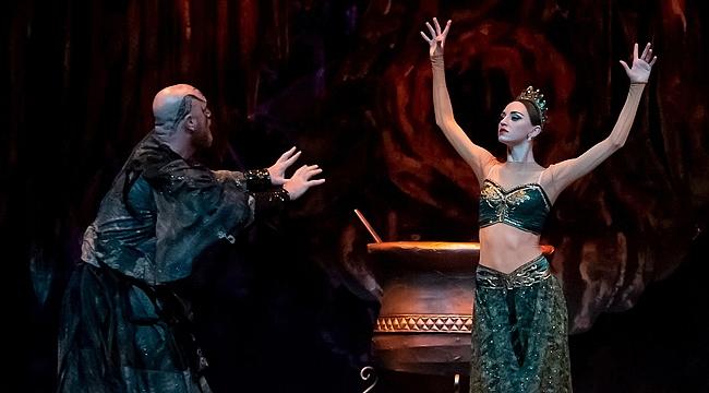 'Şehrazat' balesi son kez sahnede