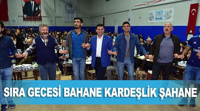 SIRA GECESİ BAHANE KARDEŞLİK ŞAHANE