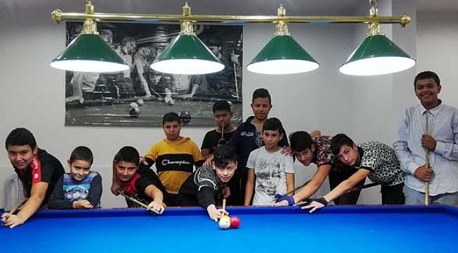 Zeytinköylü gençler ASSİM'de buluşuyor