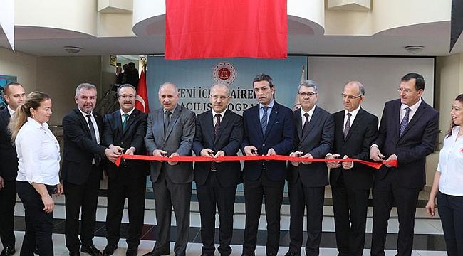 Antalya yeni icra dairesinin açılışı yapıldı