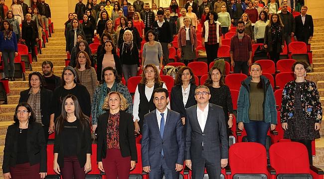 AÜ'de öğretmenlere eğitim semineri
