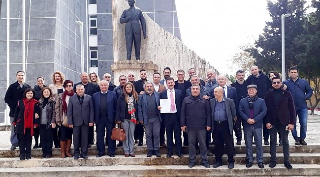 CHP'li Onur Duruk mazbatasını aldı