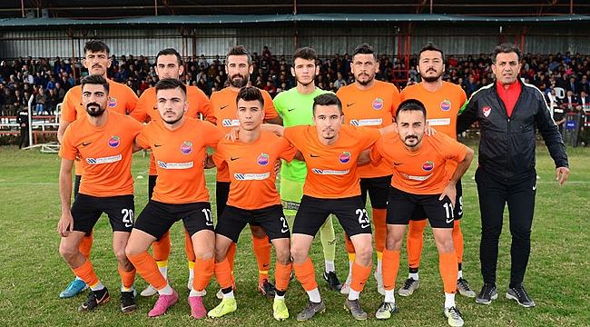 Finike Belediyespor'a 'Gençlik' darbesi: 2-3