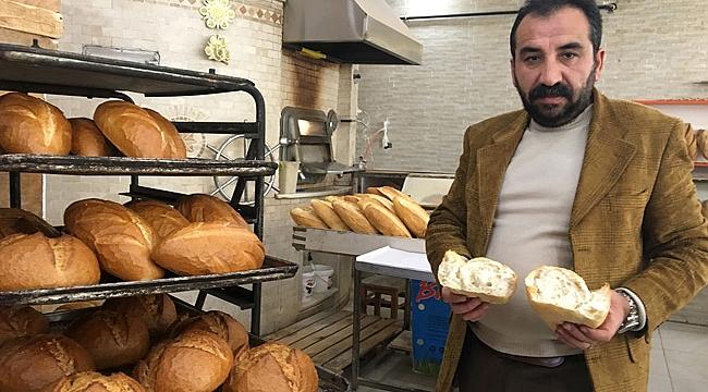Fırıncılar denetim istiyor Ekmekte sağlıksız üretim