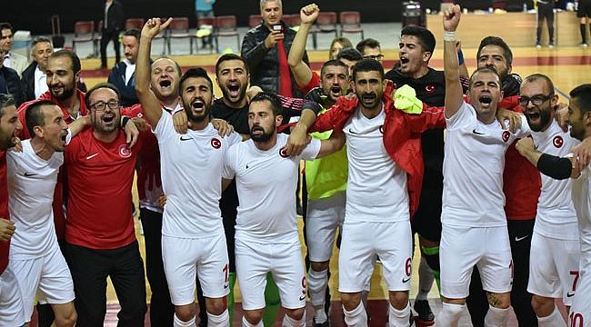 Haber salın 4-1 yana, Türkiye geliyor