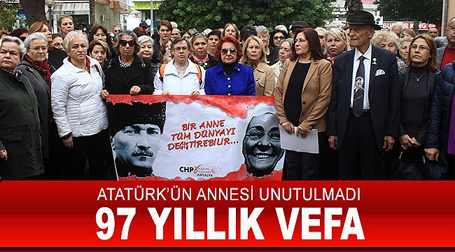 97 YILLIK VEFA