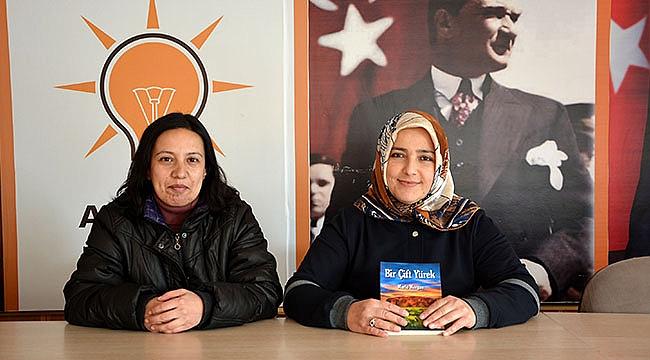 AK Parti'li kadınlar kitap projesibaşlattı