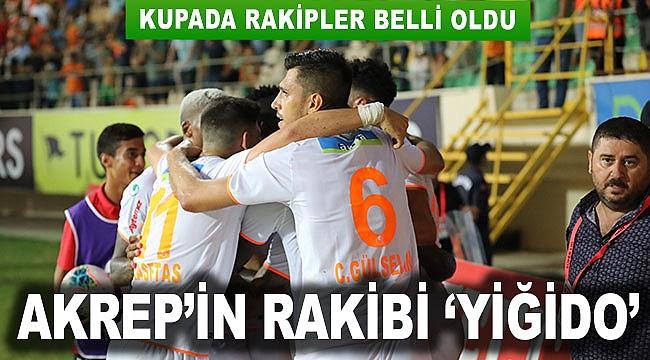 Akrep'in rakibi 'Yiğido'