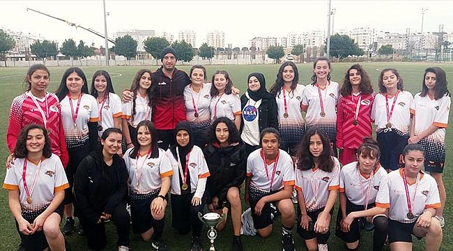 Antalya'yı Demreli kızlar temsil edecek