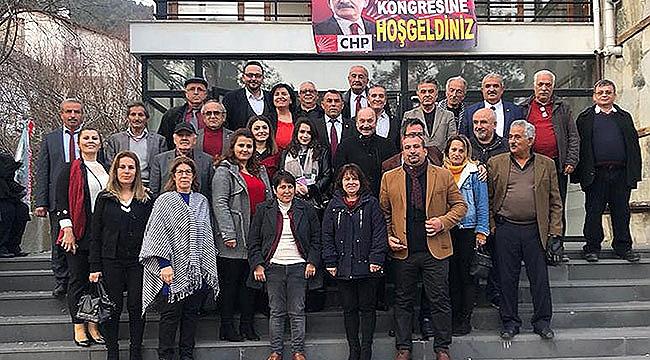CHP Akseki tarihinde ilk