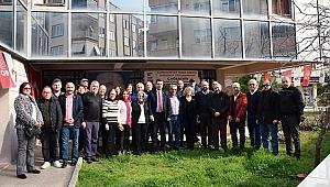 Kumbul'dan mahalle temsilciliklerine ziyaret