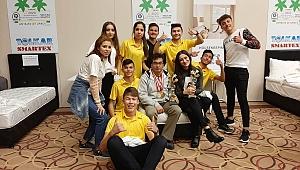 Manavgatlı öğrenciler olimpiyat şampiyonu
