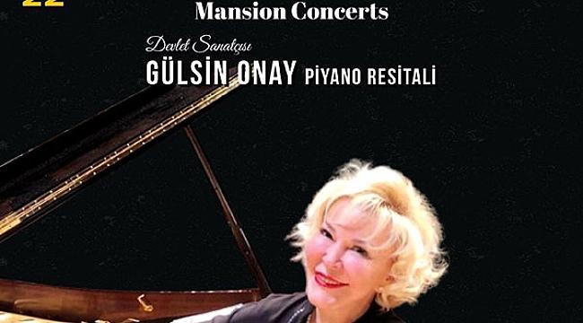 Ünlü piyanist konser verecek