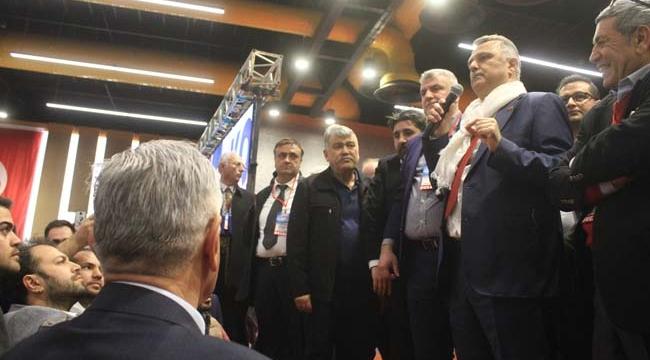 CHP Antalya'da 'Bayar' dönemi