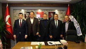 CHP Antalya'da birliktelik mesajı