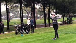Golfte 3'üncü ayak heyecanı