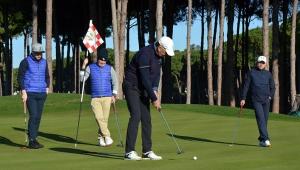 Serik'te Golf Şampiyonası