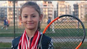Tenisin şampiyon kızı