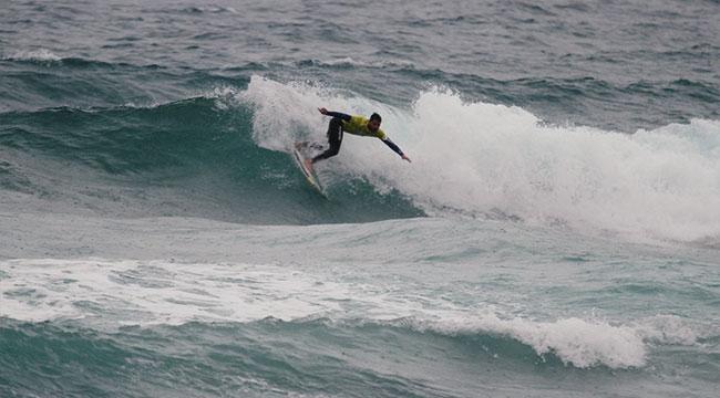 Türkiye Dalga Sörfü Şampiyonası tamamlandı