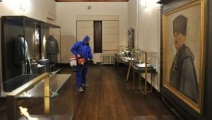Kültür Sanat Sen'den 'müzeler kapatılsın' talebi