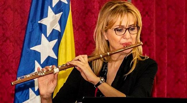 Saraybosna'da konser resitali