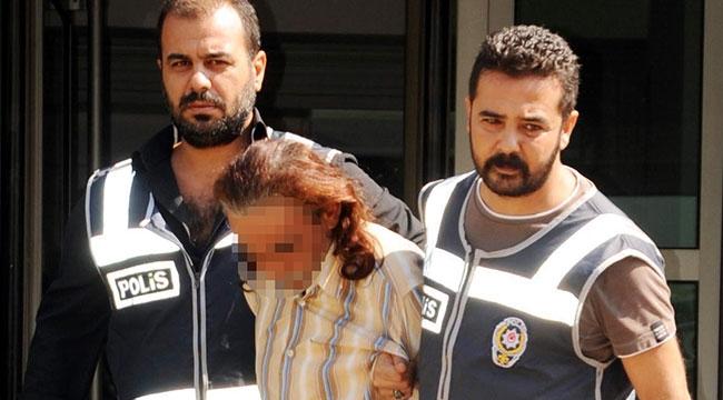 İğrenç babaya müebbet hapis