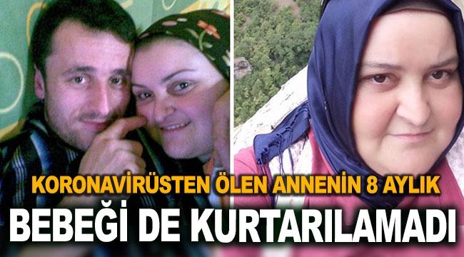 Koronavirüsten ölen annenin 8 aylık bebeği de kurtarılamadı - Güncel -  Gazetebir