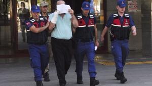 64 yaşındaki tacizci tutuklandı