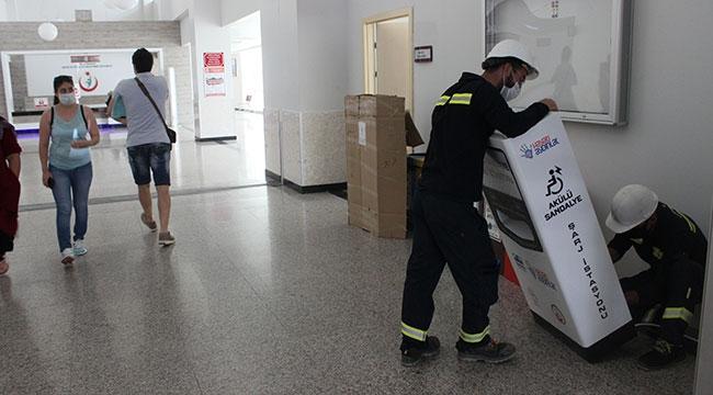 CK Akdeniz Elektrik'ten hastanelere şarj istasyonu