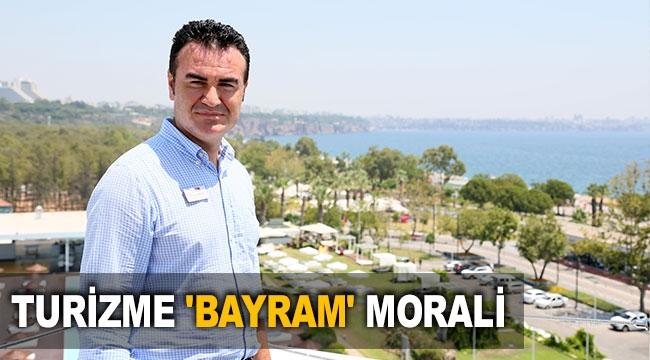 Turizme 'bayram' morali