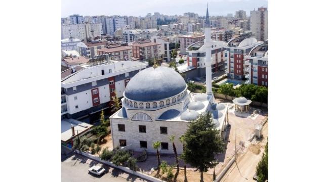 Burdurlu Hasan Dikici Camii ibadete açılıyor