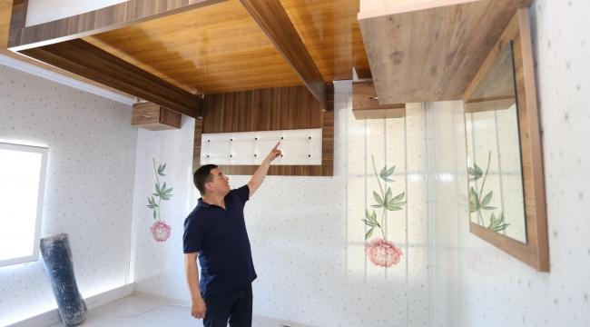 Kepez'in ters evi, kapılarını açıyor