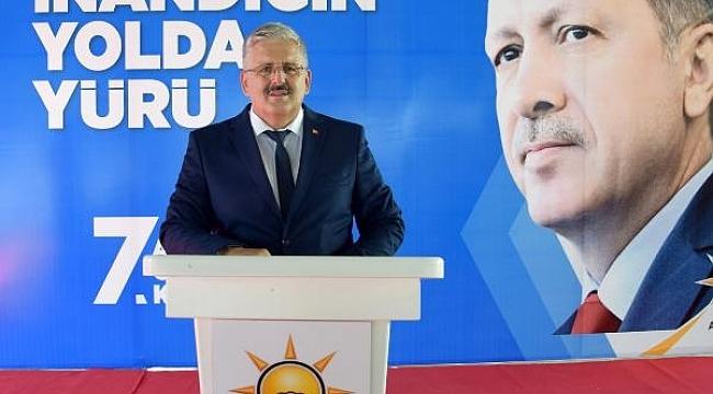 AK Parti, Erol Uysal ile devam dedi