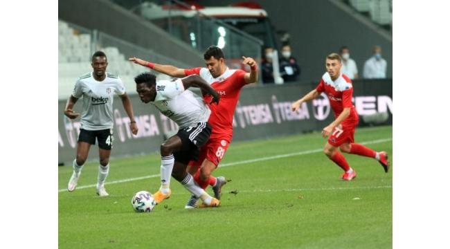Antalyaspor deplasmandan puanla döndü