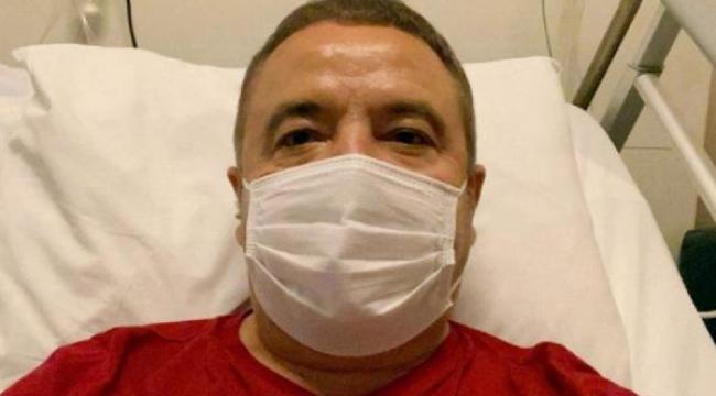 Başkan Böcek'in sağlık durumu stabil