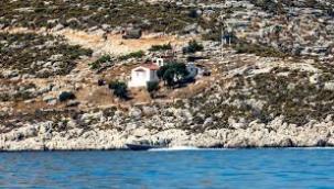 Yunanistan'dan silahlı Zodyak'la Meis'te gayrimeşru devriye