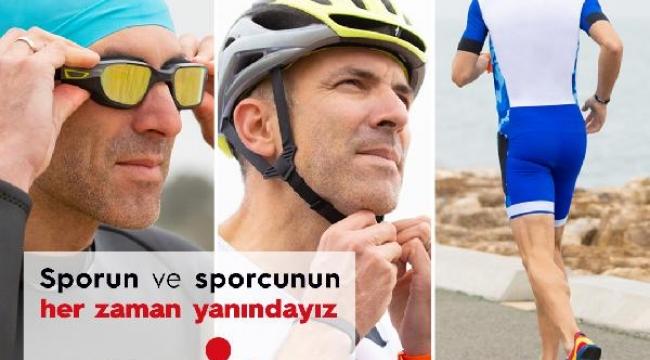 Anadolu Hastaneleri, 6'ncı kez Ironman'ın ana sponsoru