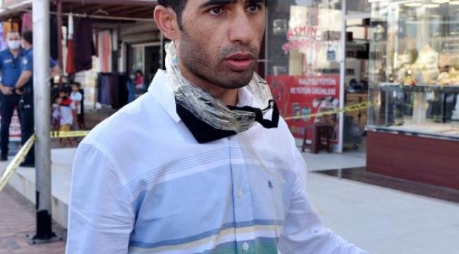 Antalya'da polis üniformalı kuyumcu soygunu