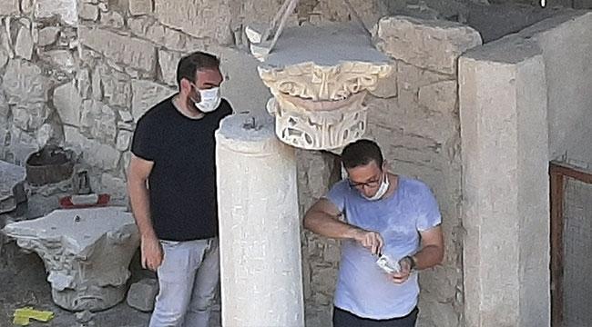 Aziz Nikolaos'ta kazılar sona erdi