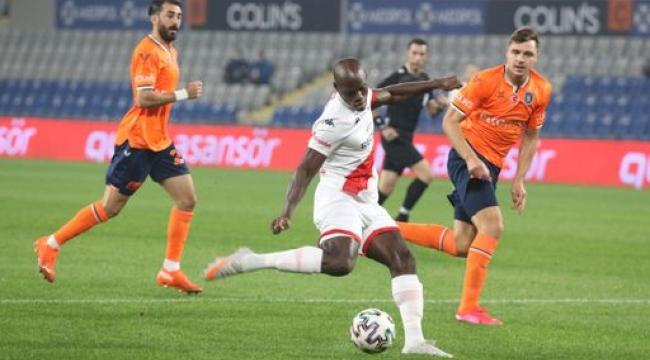 Başakşehir – Antalyaspor: 5 - 1