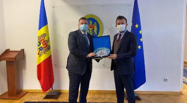 DEİK'li iş insanları, Moldova'daki iş forumuna katıldı