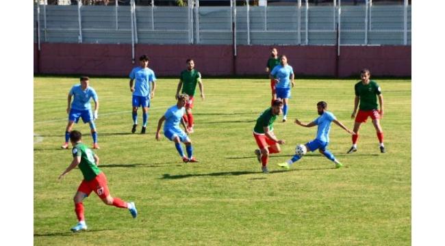 Antalya Kemerspor - Diyarbekir Spor AŞ: 1-3