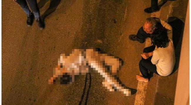 Çatıdan atlayan genç öldü, anne ve babası acı haberle yıkıldı
