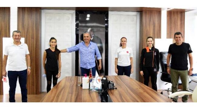 Muratpaşa cimnastikçileri ödüllendirecek