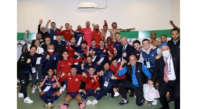 Antalyaspor Trabzonspor'a odaklandı